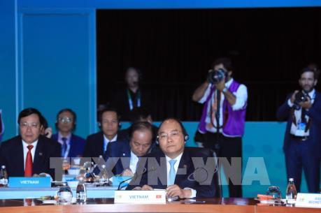 Thủ tướng Nguyễn Xuân Phúc: Quan hệ ASEAN-Australia đang ở thời kỳ phát triển tốt đẹp nhất