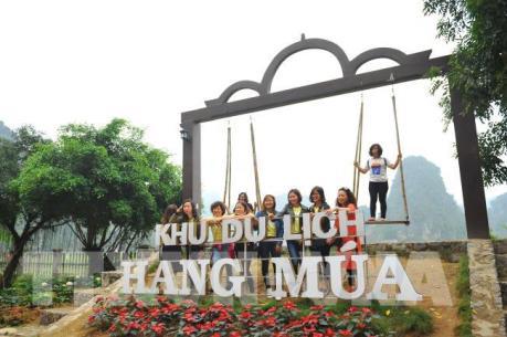 Hang Múa, điểm du lịch đẹp ở Ninh Bình