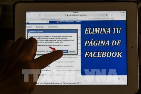 Số người dùng Facebook bị rò rỉ dữ liệu có thể lên tới 87 triệu người