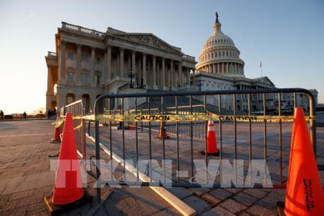 """Chính phủ Mỹ chính thức """"thoát hiểm"""""""