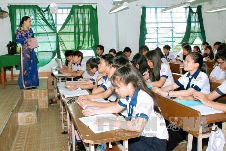 Công bố dự thảo 15 tiêu chí về chuẩn nghề nghiệp giáo viên phổ thông