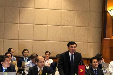 Kỳ họp lần thứ 10 Ủy ban hỗn hợp về hợp tác kinh tế thương mại Việt Nam - Anh