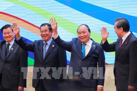 Hội nghị GMS6-CLV10: Đẩy mạnh hội nhập, đem lại hòa bình, thịnh vượng cho GMS