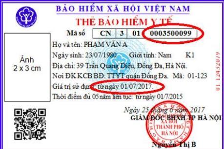 Hà Nội: Chậm nhất đến hết tháng 5 hoàn thành cấp thẻ bảo hiểm y tế theo mẫu mới