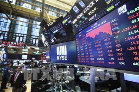 """Thị trường chứng khoán toàn cầu có thể sắp đối mặt với cơn """"địa chấn"""""""