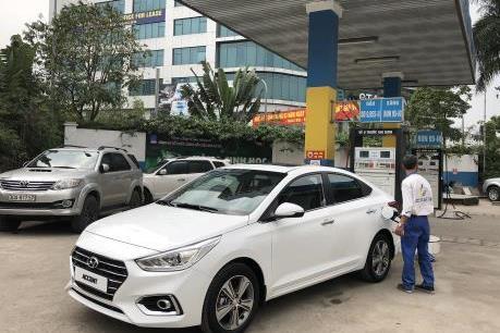 Hyundai Accent thế hệ mới bất ngờ xuất hiện ở Hà Nội