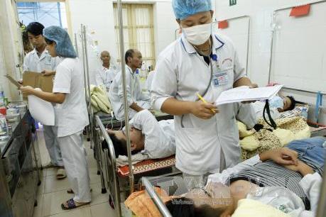 """Bộ Y tế đề nghị lực lượng công an """"cắm chốt"""" tại bệnh viện"""