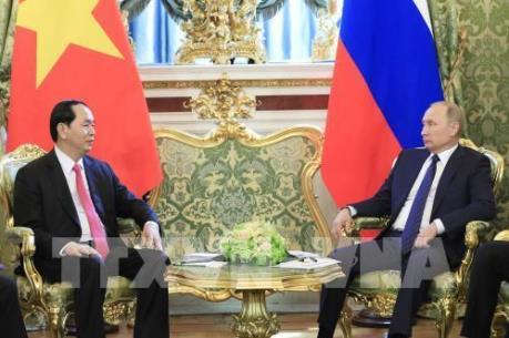 Đại sứ Việt Nam tại LB Nga nhận định về triển vọng quan hệ Việt Nam - Nga