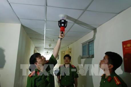 Sẽ kiểm tra đột xuất phòng cháy, chữa cháy tại 7 địa phương