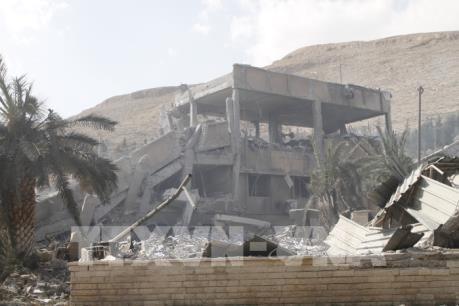 Nhóm chuyên gia OPCW đã đến Syria