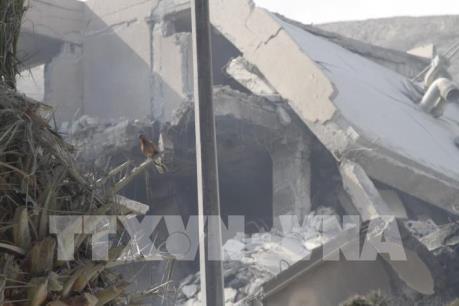 Mỹ, Anh, Pháp tấn công Syria: Một lần nữa thực hiện chính sách gây hấn