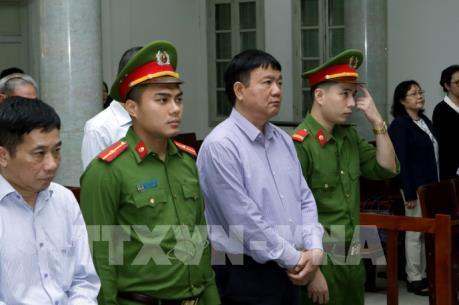 Vụ góp vốn 800 tỷ vào OceanBank: Bị cáo Đinh La Thăng kháng cáo toàn bộ bản án sơ thẩm