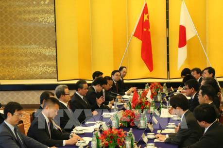 Nhật -Trung đối thoại kinh tế cấp cao lần thứ tư