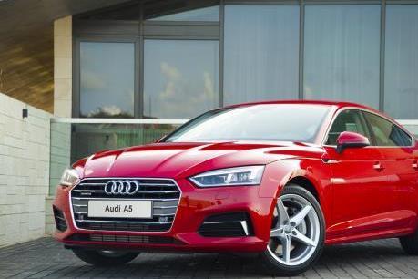 Audi triệu hồi 89 xe A4 và A5 Sportback tại Việt Nam