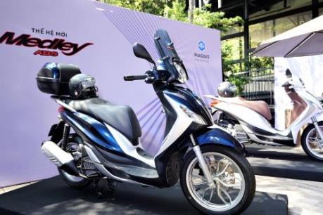 Doanh số bán xe máy Việt Nam quý I/2018 tăng trưởng nhẹ