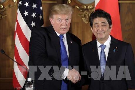 """Những thống kê """"nhạy cảm"""" ở thời điểm Mỹ-Nhật Bản tiến hành hội nghị thượng đỉnh"""