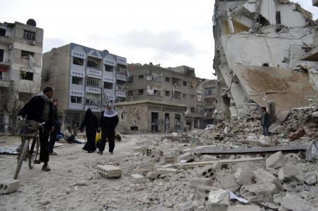 Liên hợp quốc tìm cách tái khởi động tiến trình chính trị cho Syria