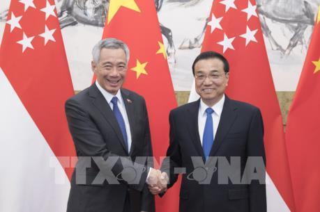 Chuyến thăm Trung Quốc của Thủ tướng Singapore: Củng cố quan hệ song phương