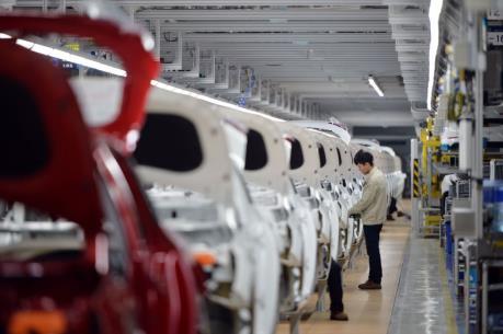Hyundai thử nghiệm loại xe bán tự động