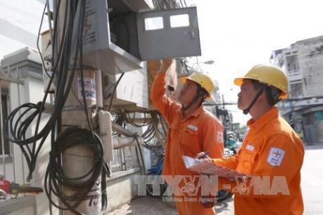 Từ tháng 5, Thành phố Hồ Chí Minh thay đổi lịch ghi chỉ số điện