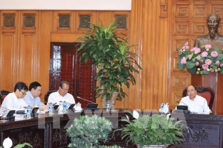 Thường trực Chính phủ họp bàn về các dự án BOT
