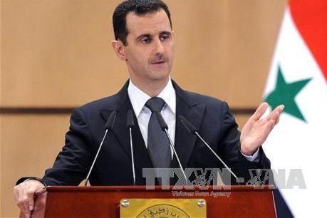 Mỹ, Anh, Pháp tấn công Syria: Tổng thống Assad khẳng định quyết tâm chống khủng bố