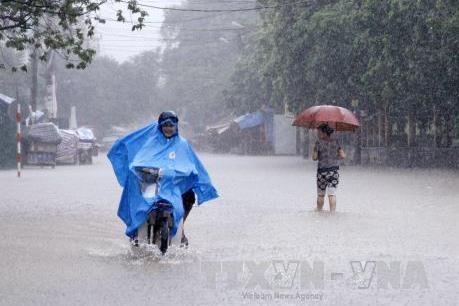 Dự báo thời tiết: Nhiều khu vực trên cả nước tiếp tục có mưa rào và dông