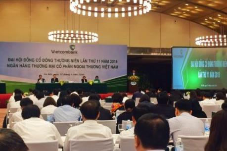 Đại hội cổ đông Vietcombank: Vì sao cổ tức giảm dần qua các năm dù lợi nhuận tăng mạnh?