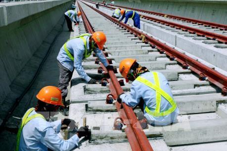Tp. Hồ Chí Minh đề xuất phân cấp phê duyệt dự án đường sắt đô thị