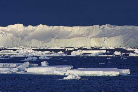 """Thêm một cảnh báo về """"gã khổng lồ ngủ yên"""" ở Nam Cực"""