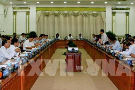 Tp. Hồ Chí Minh đấu giá công khai 9 lô đất tại Khu Đô thị mới Thủ Thiêm