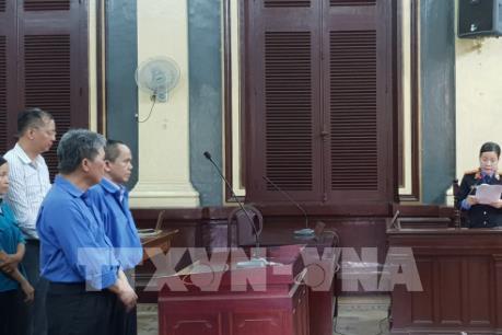 Xét xử sơ thẩm vụ án tại Ngân hàng TMCP Đại Tín: Đề nghị mức án đối với các bị cáo