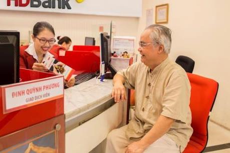 Gửi tiết kiệm tại HDBank, lãi suất tối đa lên đến 7,6%/năm
