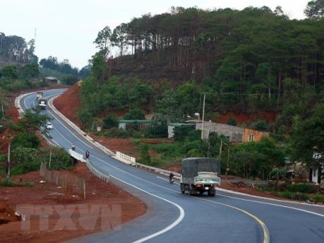 Triển khai tuyến tránh đô thị trên đường Hồ Chí Minh