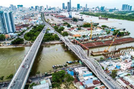 Bứt phá đầu tư hạ tầng quận 4, TP. Hồ Chí Minh