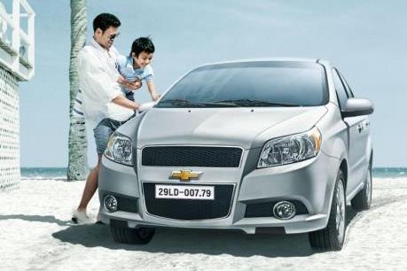 Bảng giá xe Chevrolet của GM Việt Nam tháng 7 ưu đãi đến 60 triệu đồng