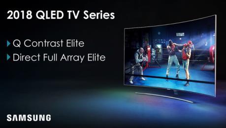 """Samsung """"trình làng"""" sản phẩm TV QLED 2018 tại Việt Nam"""