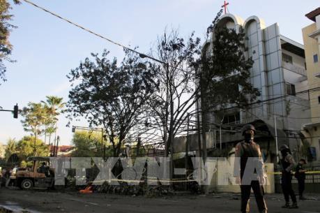 Loạt vụ đánh bom tại Indonesia: Một gia đình 5 người thực hiện vụ tấn công