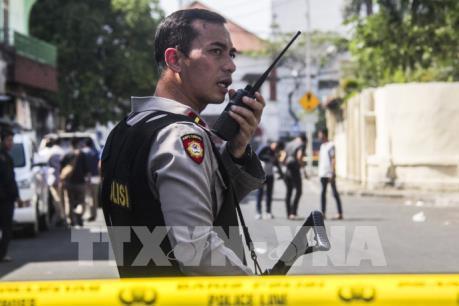 Loạt vụ đánh bom tại Indonesia: Cảnh sát lo ngại thủ đoạn tấn công mới
