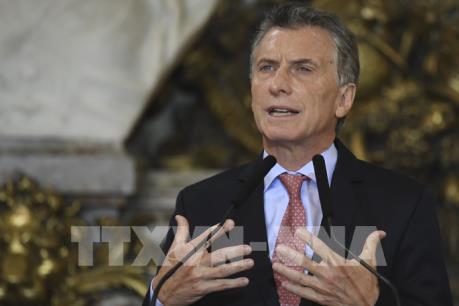 """Argentina tuyên bố vượt qua cơn """"giông tố hối đoái"""""""