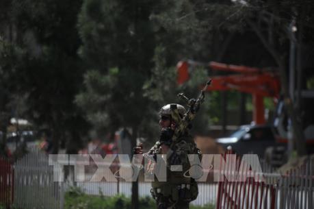 Lầu Năm Góc thông tin sai về quân số lực lượng Afghanistan