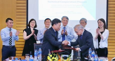 Petrolimex và JCCP ký thỏa thuận hợp tác kỹ thuật giai đoạn 2