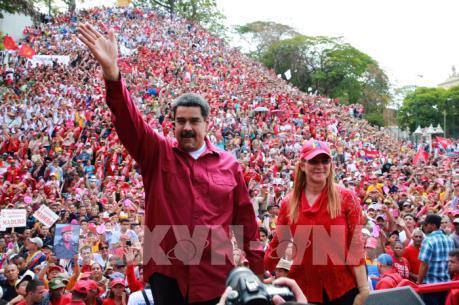 Tổng thống Venezuela tái khẳng định cam kết đối thoại với Mỹ