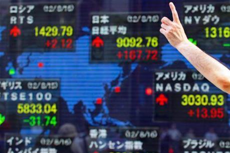 Các thị trường chứng khoán châu Á tăng giảm trái chiều