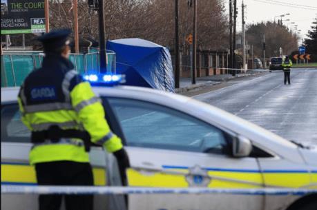 Tấn công bằng dao tại Ireland