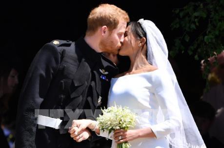 Hôn lễ hoàng gia Anh