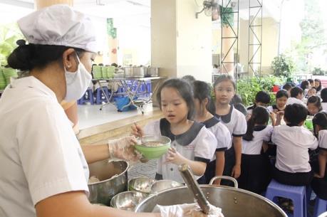 """Lạng Sơn: Khánh thành """"Bếp ăn mẫu bán trú"""""""