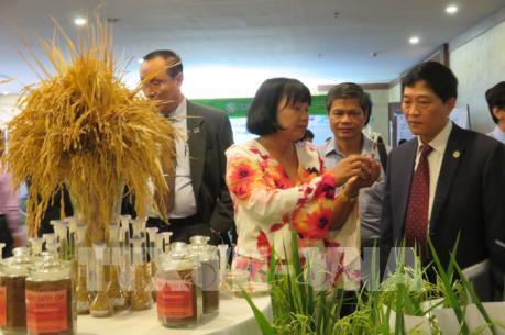 Diễn đàn công nghệ nông nghiệp và thủy sản Mekong 2018