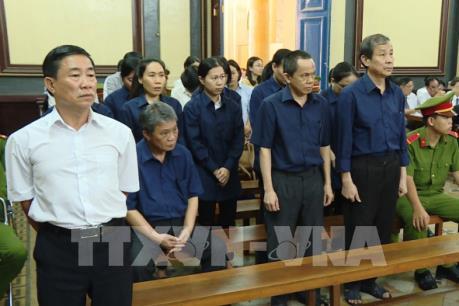 Vụ án tại Ngân hàng Đại Tín: Viện Kiểm sát giữ nguyên quan điểm luận tội