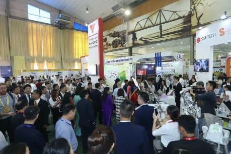 Trên 150 doanh nghiệp tham gia triển lãm quốc tế y dược Đà Nẵng